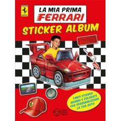 La mia prima Ferrari - STICKER ALBUM