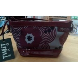 TWIIT BAG ORIGINAL BORSA TROUSSE SMALL OPTICAL & CHIC