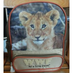 WWF ZAINO ASILO